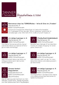 Degustationen 2/2014 - Download