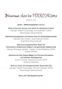 Wine & Dine 2